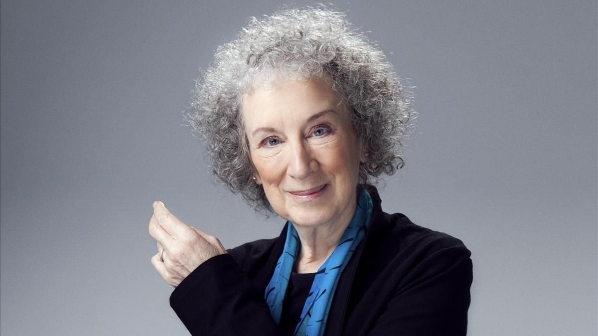 Margaret Atwood en Hay Festival