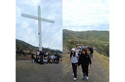 Visita a Santuario de AUCO