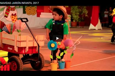 Fiesta jardin infantil 2017 (video)