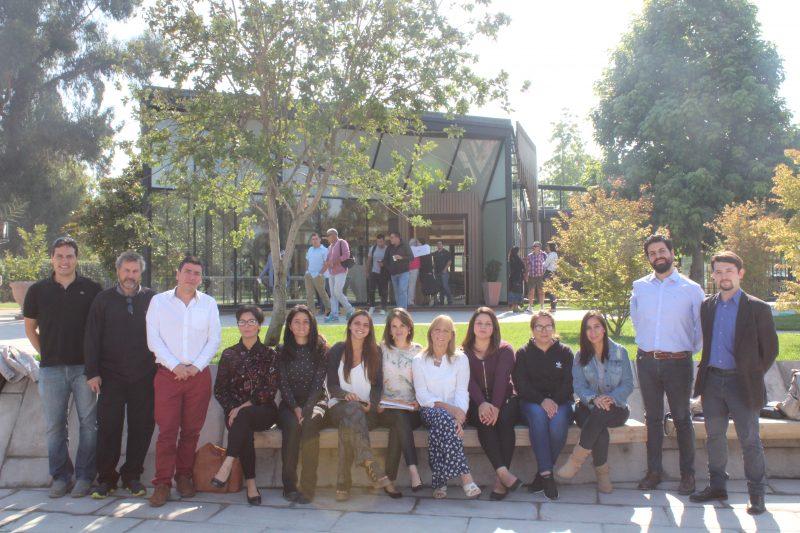 Damos la Bienvenida a las personas que se integran al equipo profesional del Colegio Carampangue
