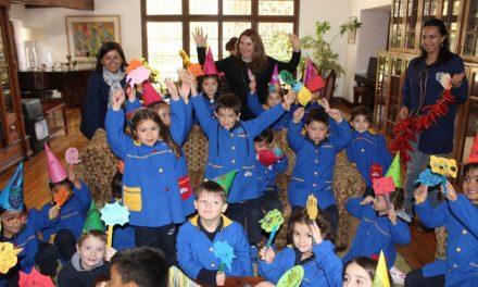 Hoy nuestro Colegio Carampangue celebra 39 años de existencia.