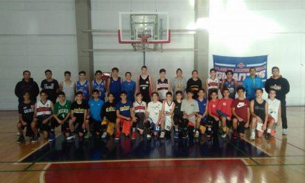 Preselección Nacional de basquetbol