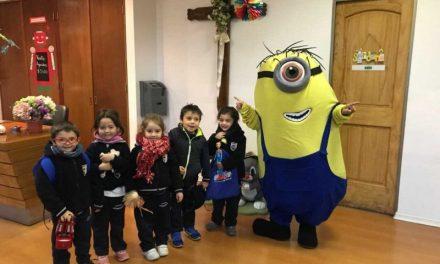 Día del Alumno Jardín Infantil