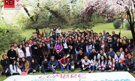 10° Cumbre de Centro de Estudiantes integrantes de la REI