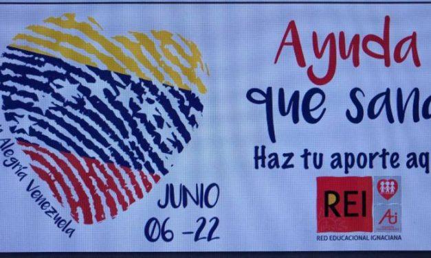 """Ayuda para Venezuela: """"Campaña Ayuda que Sana"""""""