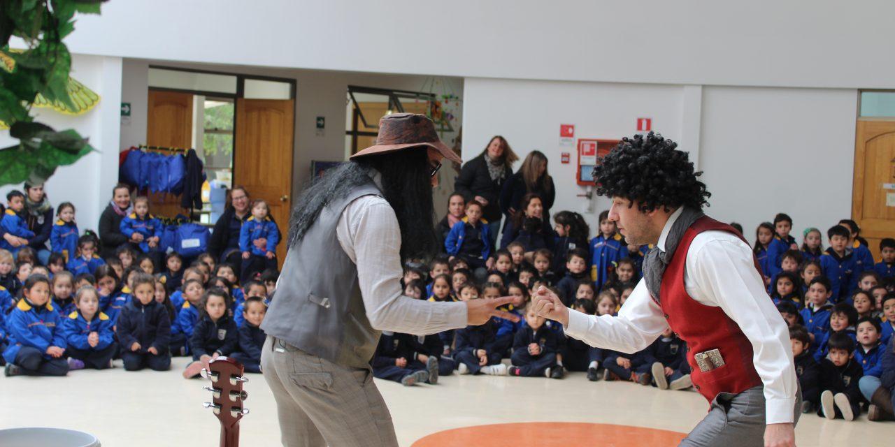 "Obra de Teatro "" El Planeta Tierra"""