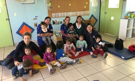 """Ayuda Fraterna para el Jardín Infantil """" Solcitos de Pelvin"""""""