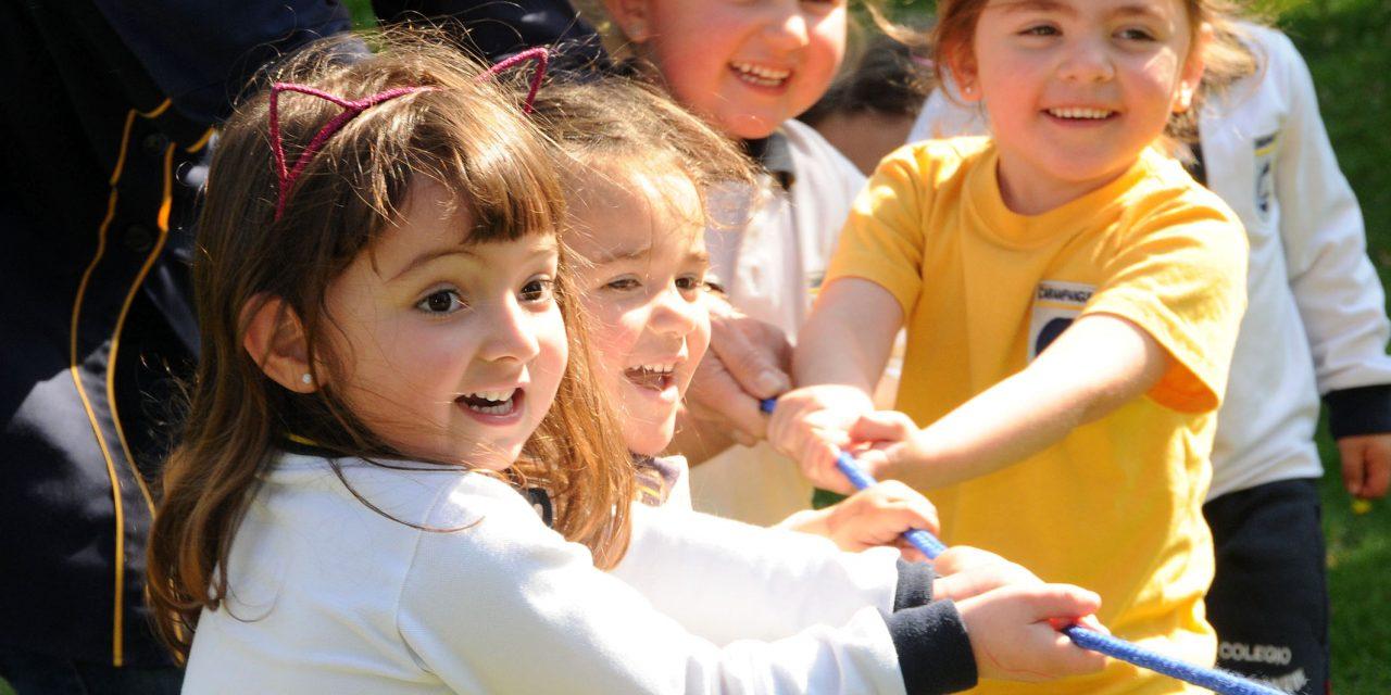 Celebración Fiestas Patrias Jardín Infantil.