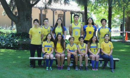 """Colegio Carampangue, entre los """"100 mejores colegios Deportivos de Chile"""""""