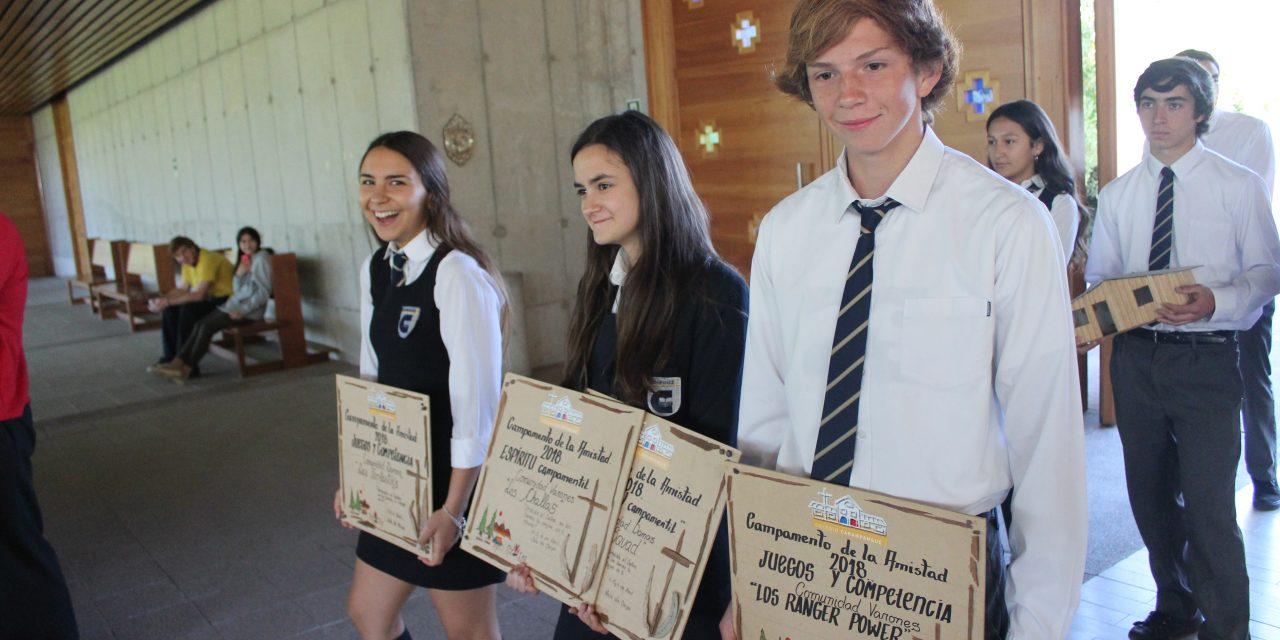 Ceremonia de Reconocimiento 2018 ( Ciclo Menor y Mayor)