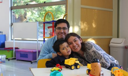 Inicio de Clases Jardín Infantil