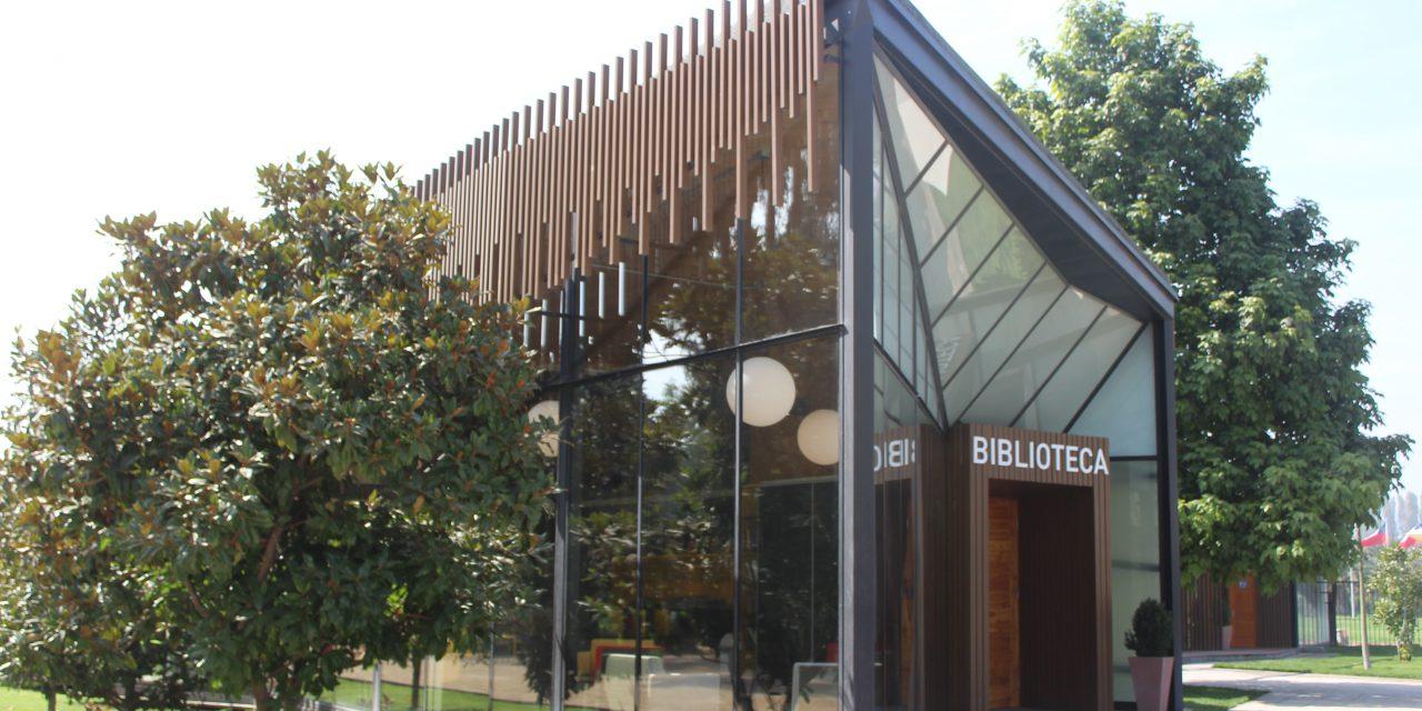 Biblioteca Carampangue