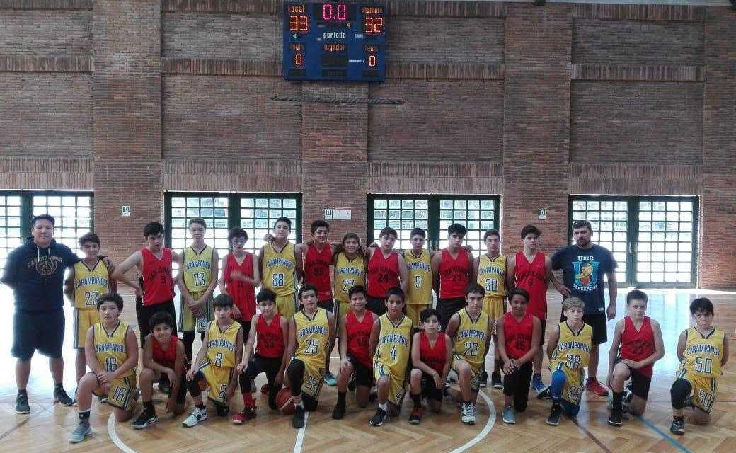 Comienza temporada de basquetbol escolar