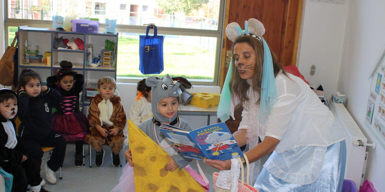 Día del Libro Jardín Infantil