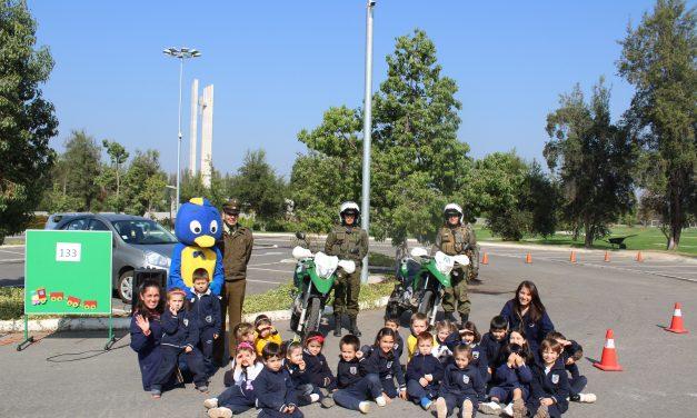 Conmemoración del 92° aniversario de Carabineros de Chile en el Jardín Infantil Carampangue