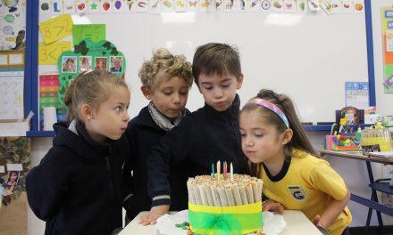 Celebración 40 años Colegio Carampangue ( album)