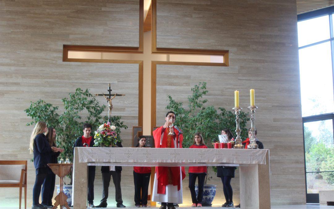 Misa de Pentecostés.