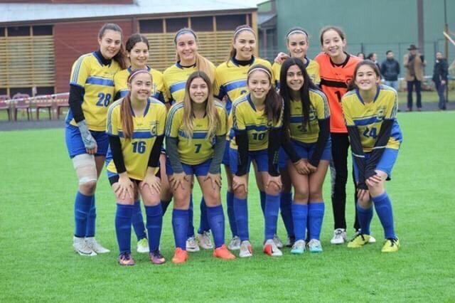 I° Campeonato Femenino de Fútbol ACI