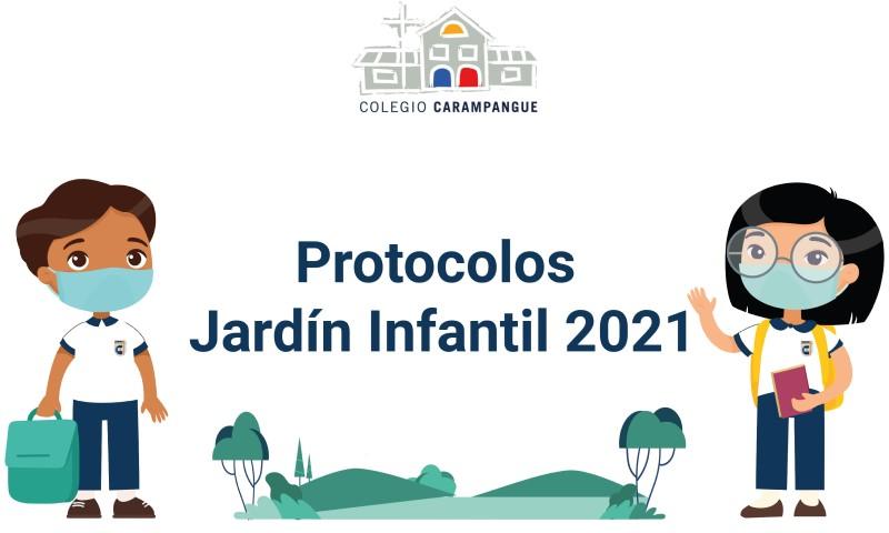 Protocolos regreso a clases Jardín Infantil